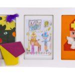 WannaWonders | Articulate Gallery | Lijst A4 triple