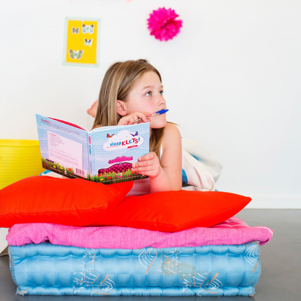 WannaWonders | Gezinnig Kletsboeken | Slaapklets!