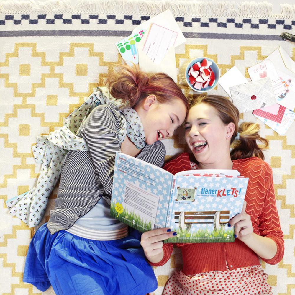 WannaWonders | Gezinnig Kletsboeken | Tienerklets!