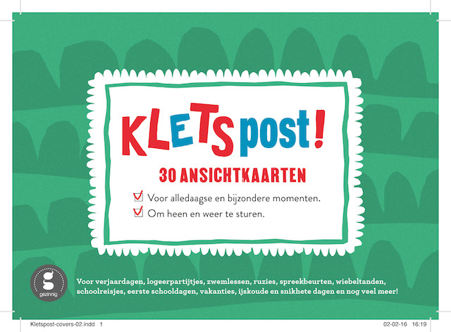 WannaWonders | Gezinnig Kletsboeken | Kletspost!