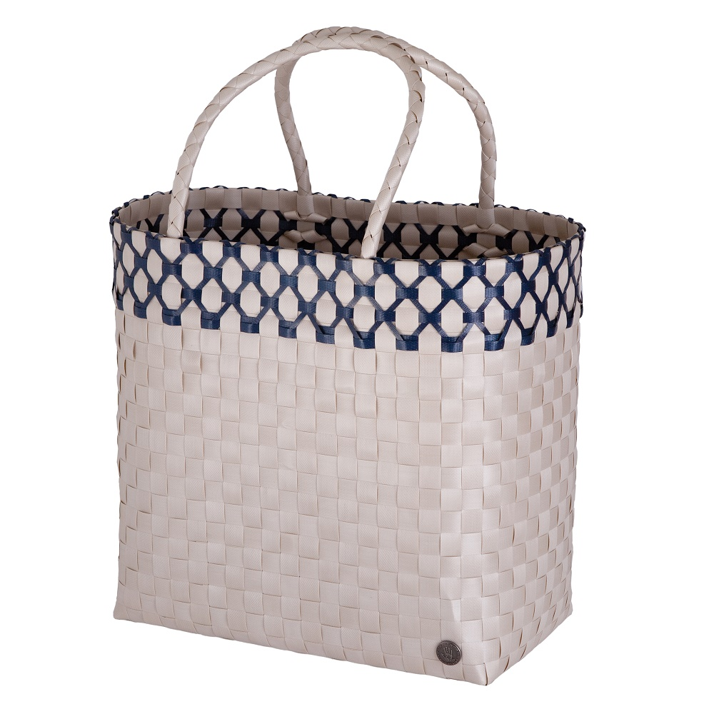 Handed By Sofia Shopper pale grey