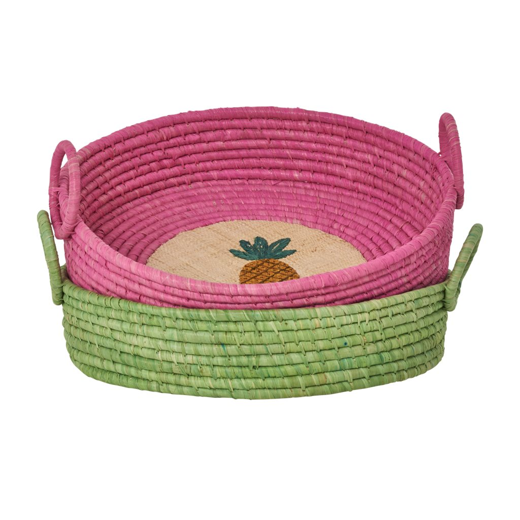 Rice | raffia fruitmand