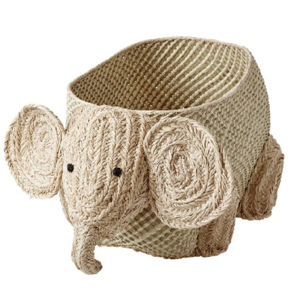 Rice mand olifant